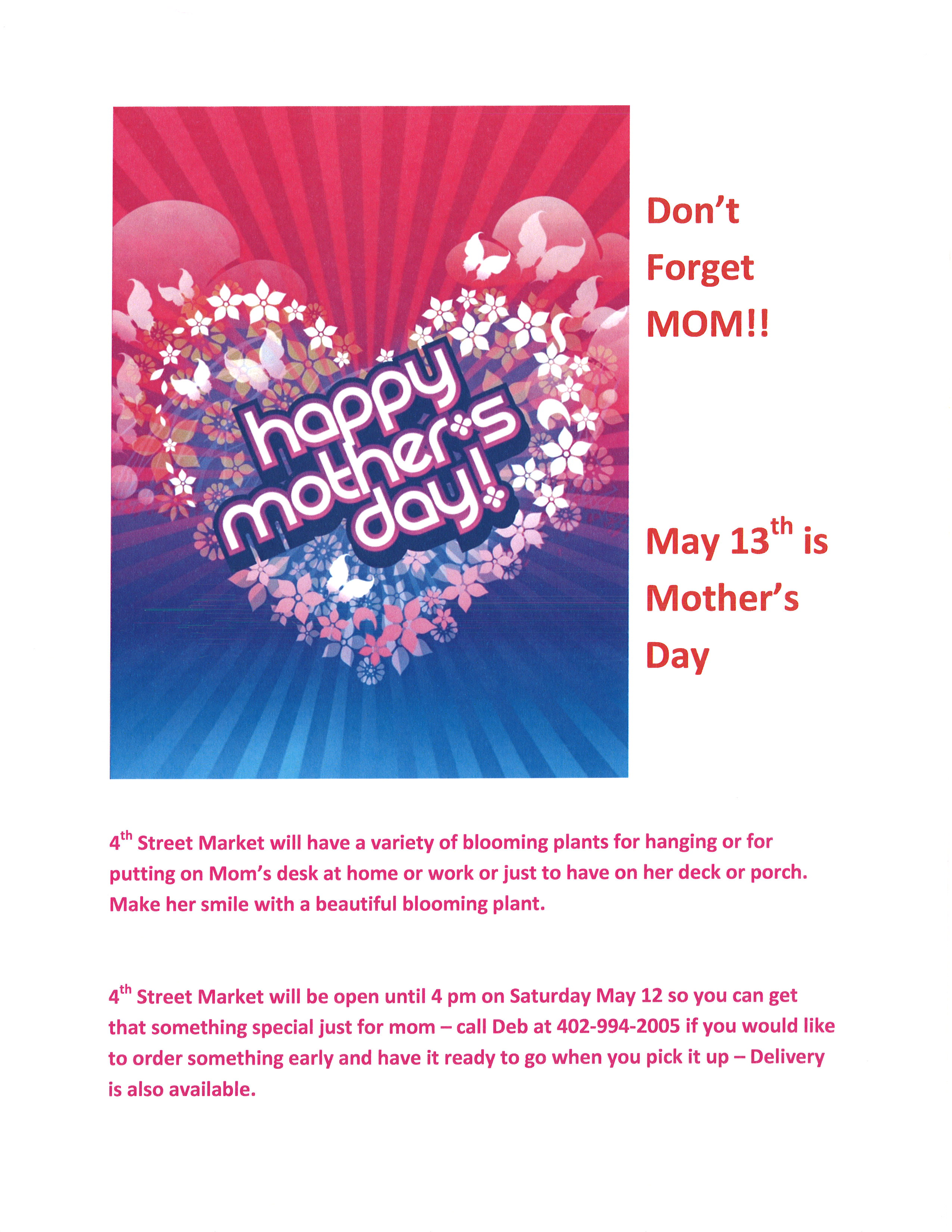 4th street_mothers_day