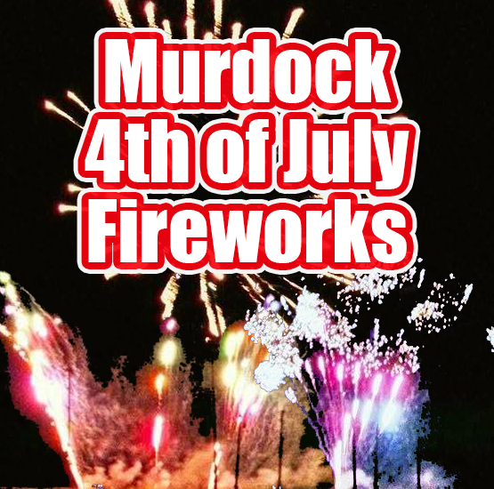 Murdock 4th of July Fireworks