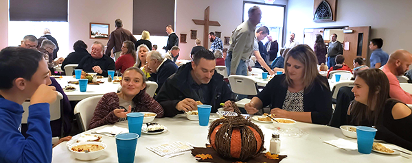 Trinity Lutheran Church Murdock soup supper5