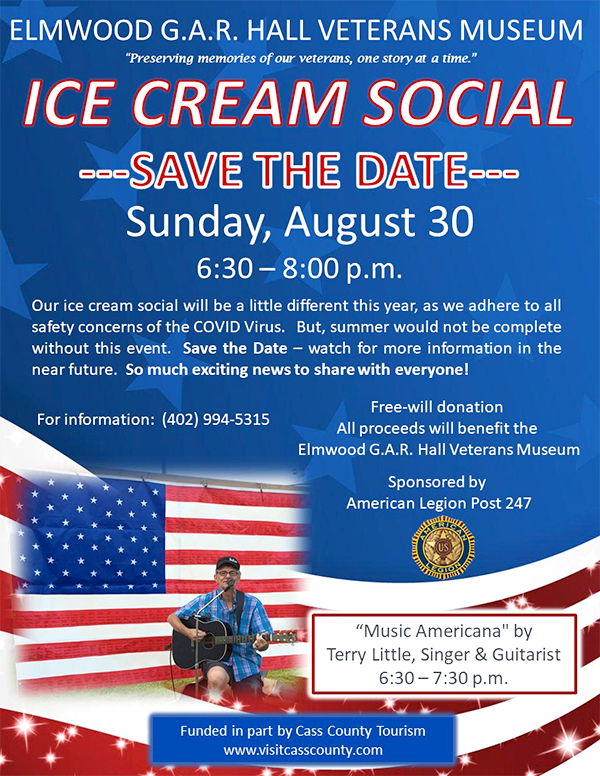 Ice Cream Social flyer 2020 SM
