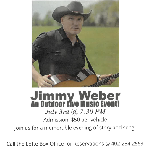 jimmy webber lofte theatre