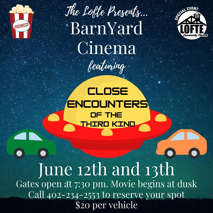 BarnYard Cinema Close Encounters